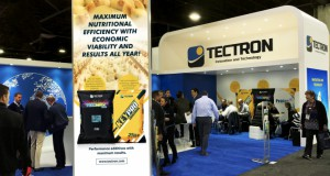 Tectron no evento IPPE